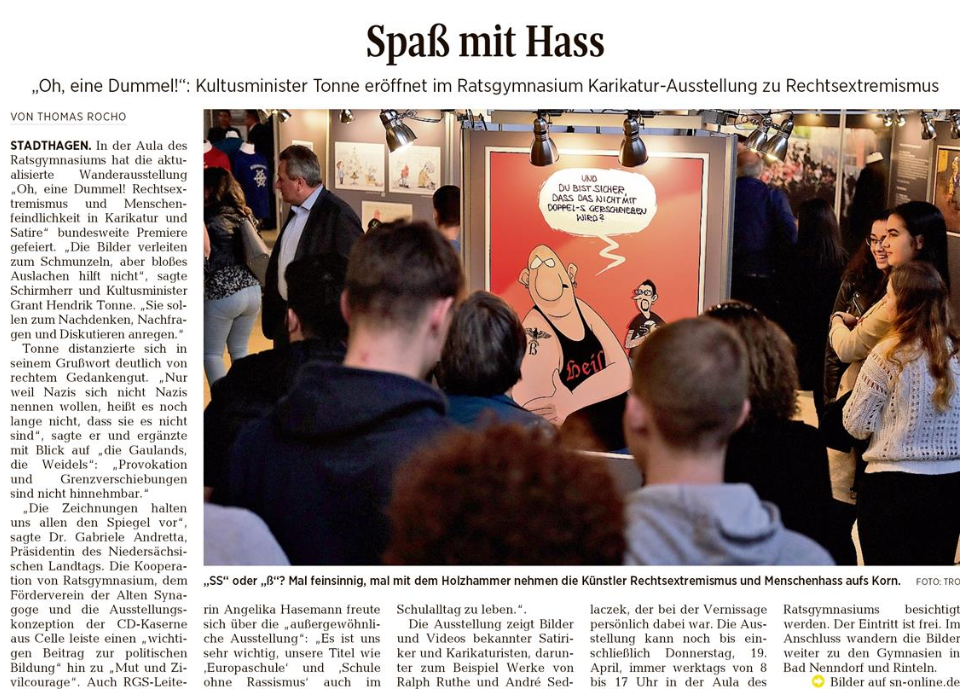 Spa mit Hass SN 10.04.18
